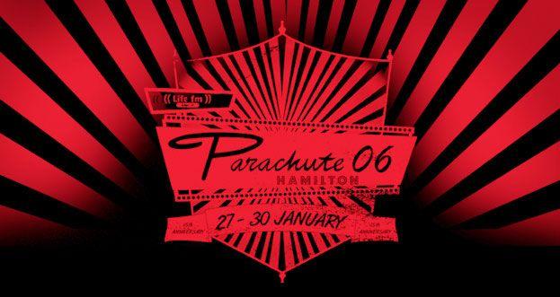 Parachute Music Festival Logo 2006. parachutemusic.com