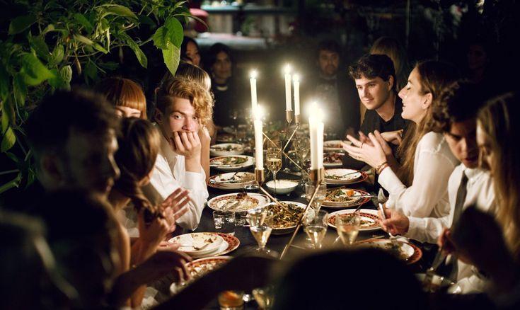 Stop makan malam untuk turunkan berat badan / Foto: Bon Appetit