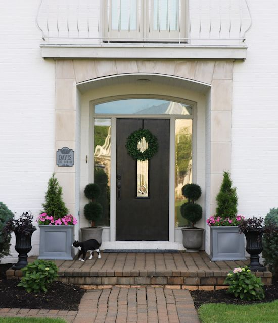 Best Front Door Paint Projects Images On Pinterest Front - Paint for front door