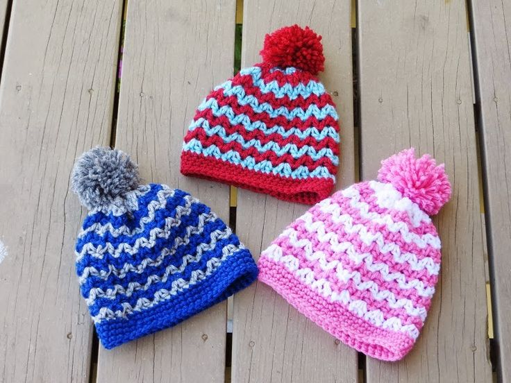 PDF Crochet Pattern — Crafthubs