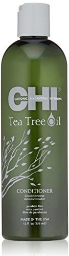 CHI Tea Tree Conditioner 12 fl oz ** To view further for this item, visit the image link.Note:It is affiliate link to Amazon.