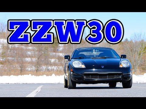 Regular Car Reviews: 2000 Toyota MR2 ZZW30 - YouTube