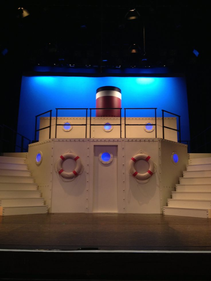 17 Best Images About Anything Goes Set Inspiration On