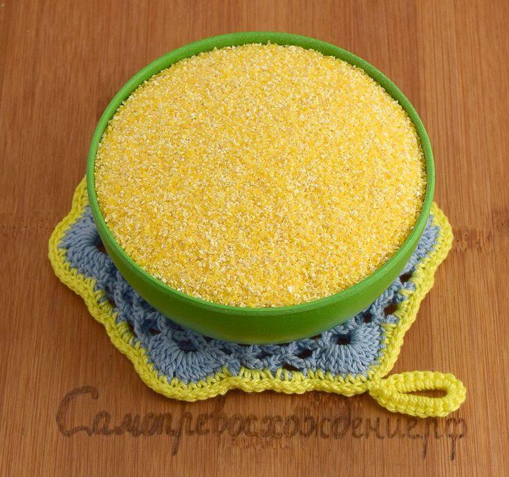 Кукурузная крупа для здорового питания