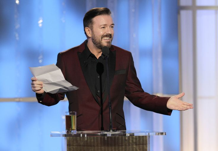 Look who is back! Ricky Gervais, the enfant terrible of the Golden Globes, is set to return as host of the awards show January 10. Gervais was the first emcee in a very long time for the Globes whe...