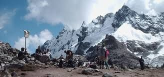 The optional rout to Machu Picchu is Salkantay. Avail our Salkantay trek packages with proficient guides who will take you to the Lost City of the Incas in Peru.  http://www.peruvianhighlandtrek.com/
