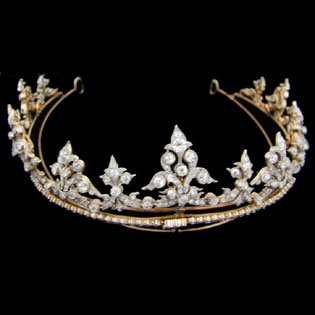 1000 images about crowns tiaras not royal on pinterest for Bentley and skinner jewelry