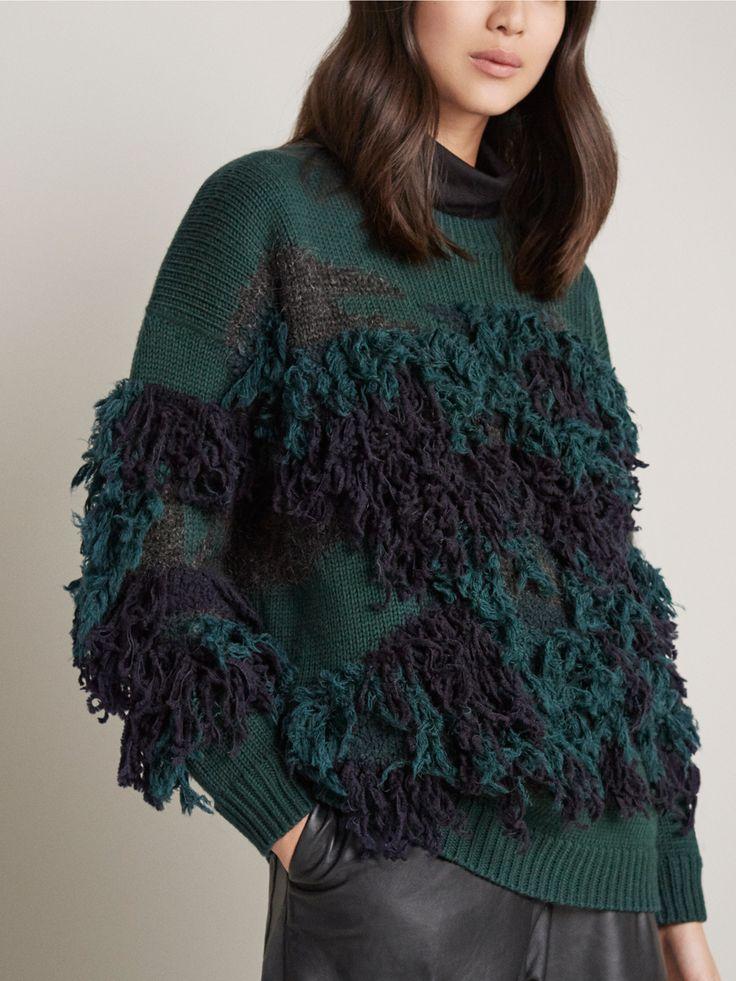 COS | New heavy knitwear