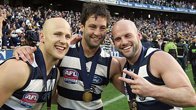 "GARY Ablett Jr, or just simply ""Gaz"", is one of the best players ever to represent Geelong in its 152 years."