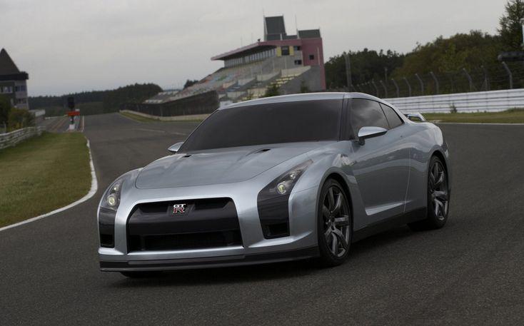 2005 Nissan GT-R Concept. #cars #nissan #2005 #ConceptCars #GTR