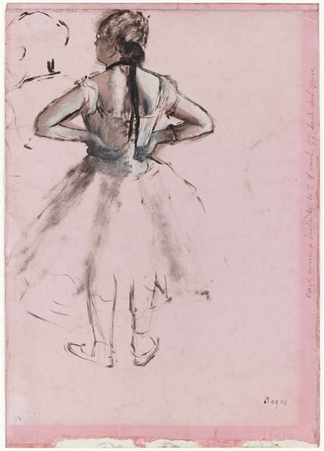 les 25 meilleures id es de la cat gorie degas danseuse sur pinterest ballerine degas ballet. Black Bedroom Furniture Sets. Home Design Ideas