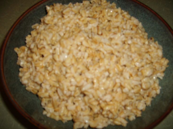 Why eat oat groats? Oat groats are a whole grain, which helps in losing weight. Oat groats are high in fiber, and help to lower blood pressure and cholesterol. This excites me, since I am always...