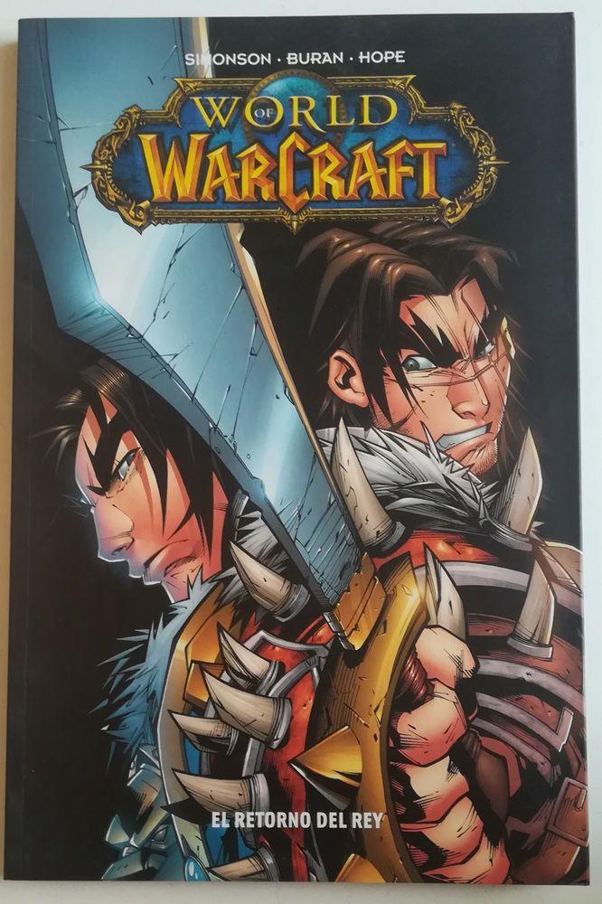 WORLD OF WARCRAFT Nº 2 - EL RETORNO DEL REY