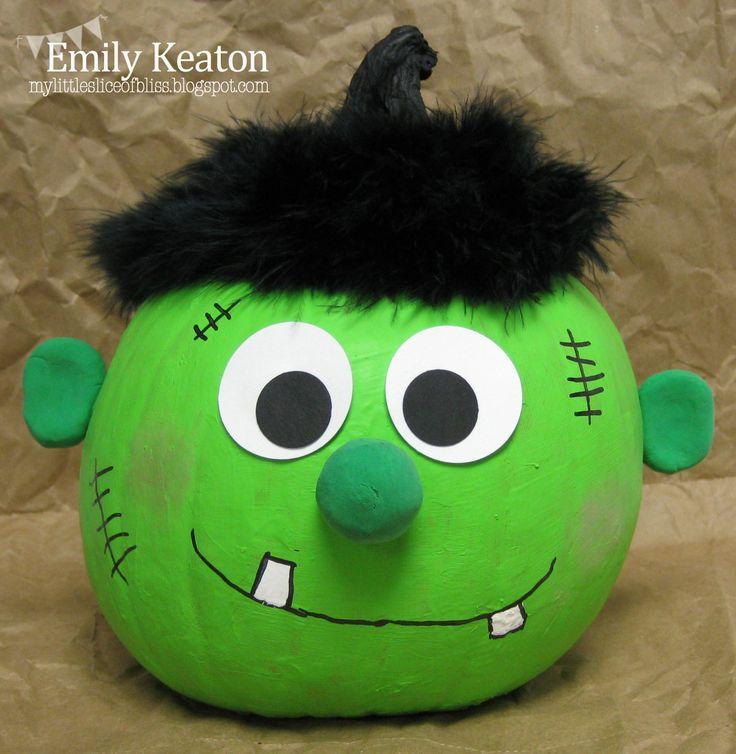 Pumpkin Decorating Contest   ... orthodontist s pumpkin decorating contest so cute ok ready here it is