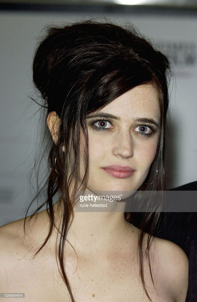 Eva Green attends the premiere of 'Dreamers' at the London Film Festival at the Odeon West-End in Leicester Square.