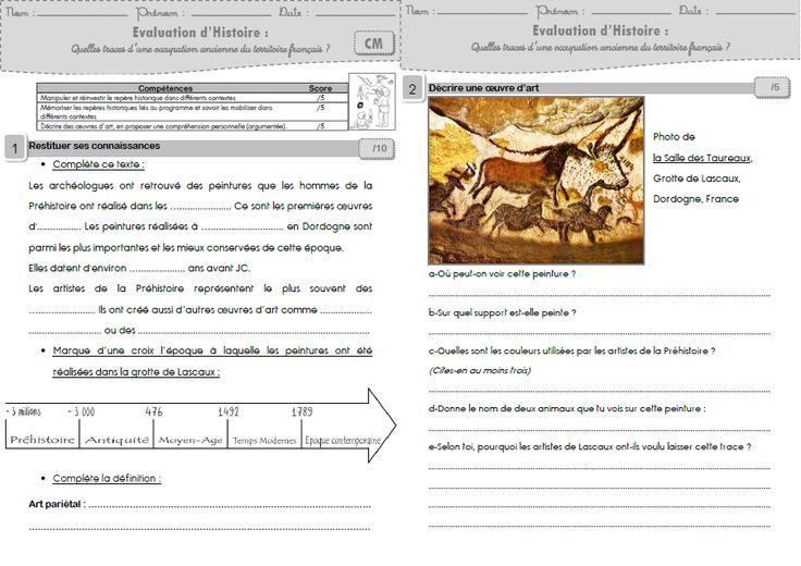 Voici la première séquence que je proposerai à mes élèves de CM en Histoire selon ma programmation qui est ici : clic. Pas de redite, car pour ceux qui auront fait de l'histoire avec moi en C…