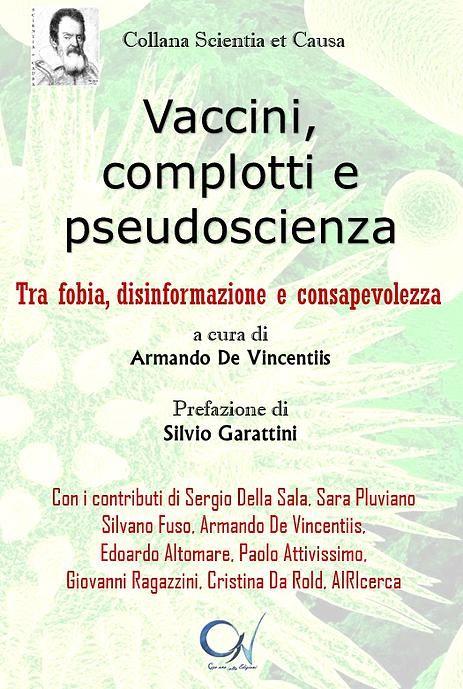 """""""Vaccini complotti e pseudoscienza"""" - VaccinarSì"""