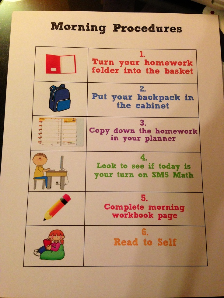 Classroom Routine Ideas ~ Best morning procedures ideas on pinterest classroom