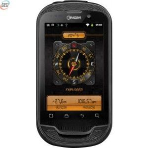 NGM Explorer - IP68 - Shockproof, Waterproof And Dual Sim Android Mobile Phone