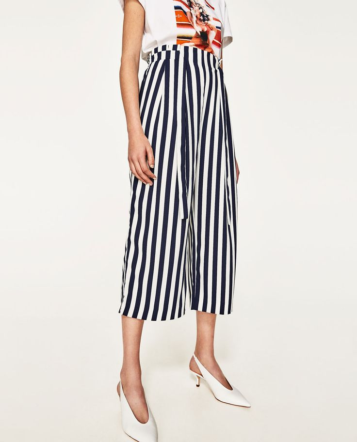 CULOTTES-View All-TROUSERS-WOMAN | ZARA United States