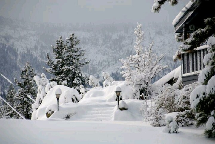 Mount Pilio,xania...beautiful Greek snow !!