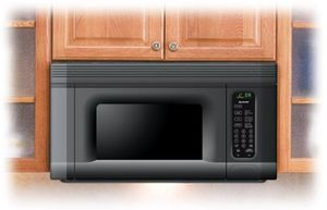 Sharp Over the Range Microwave