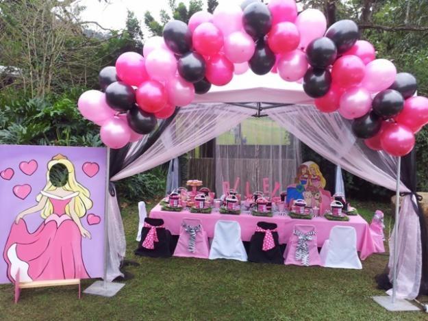 29 best Barbie Party images on Pinterest Barbie party Barbie