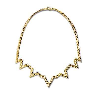 24:7 Triangle necklace
