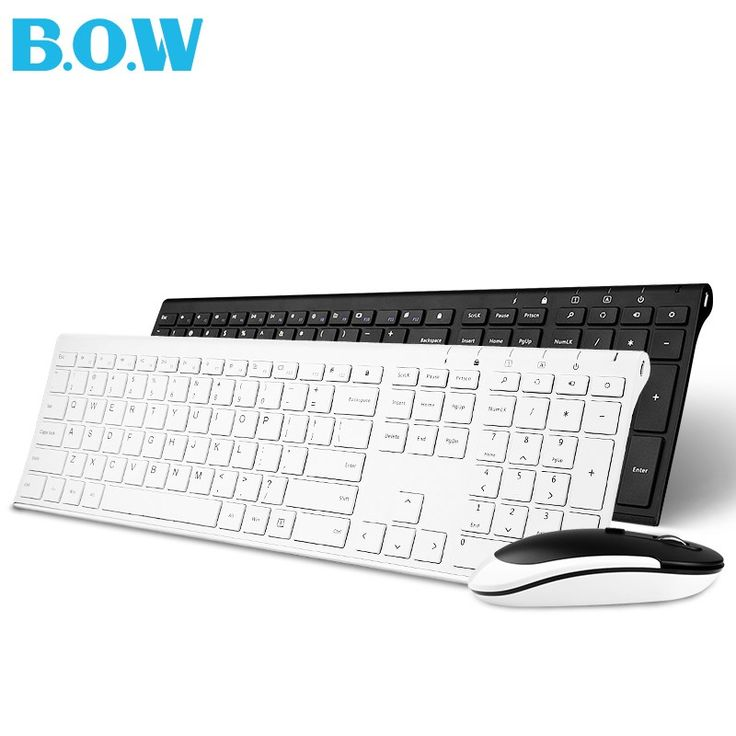 On sale US $36.38  B.O.W  Ultra thin Metal wireless Slim keyboard and mouse combo, Ergonomic Design & Full size keyboard for Desktop PC computer   #Ultra #thin #Metal #wireless #Slim #keyboard #mouse #combo #Ergonomic #Design #Full #size #Desktop #computer  #Online