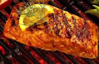 Il-Trafiletto: Salmone alla griglia ⧫ Barbecued salmon