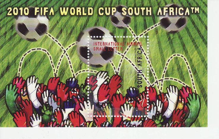 South Africa 2007 MNH - FIFA 2010 World Cup - miniature sheet  | eBay