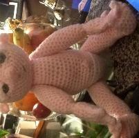 Crocheting : So cute baby doll