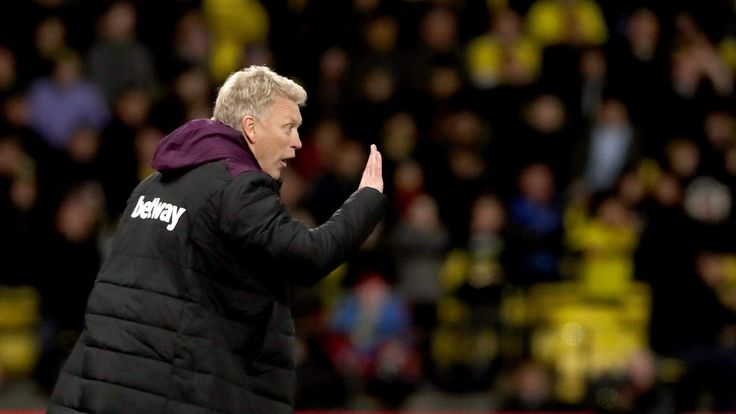 David Moyes begins West Ham reign with 2-0 loss at Watford #News #Football #PremierLeague #Richarlison #Sport