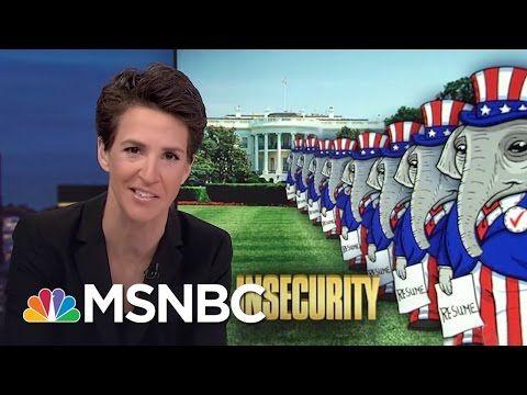 Donald Trump Makes Dubious National Security Pick, KT McFarland | Rachel Maddow | MSNBC - YouTube