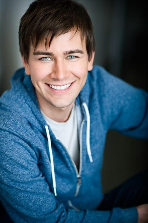 Torrance Coombs. He has a beautiful smile!