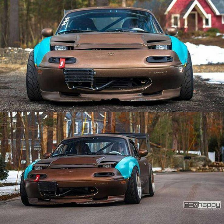 Automobile Mazda Tuner Cars: 22 Best Atara Racing Wheels For The Mazda Miata MX-5