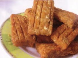 RESEP TEMPE GORENG GARIT - Resep Masakan Indonesia