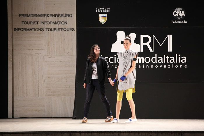 """First category, """"Student"""" – Beatriz Valente, Portugal. Provided by CNA Federmoda  http://acte.net/news/young-designers-acte-network-introduce-their-works-european-fashion-contest-riccione#.U9n2fePK7md"""