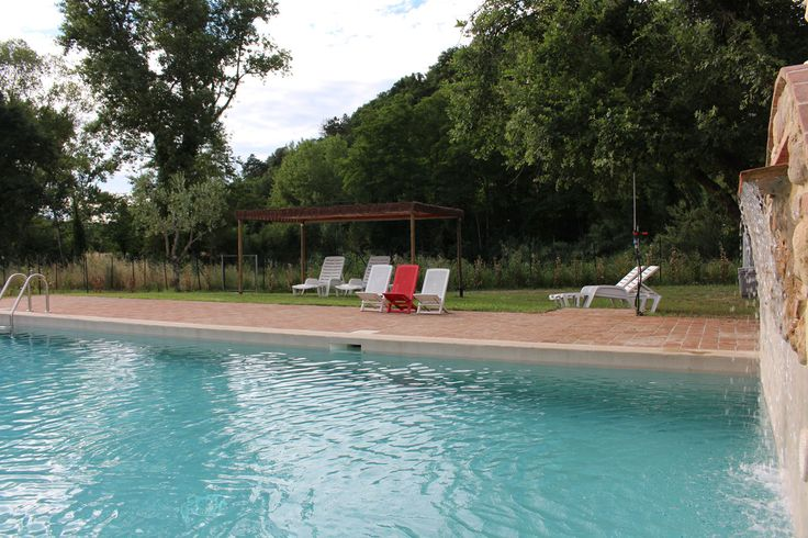 The Grounds & Pool Borgo Da Vinci