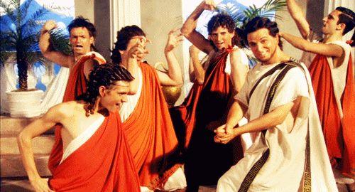 Spartan School Musical | Horrible Histories