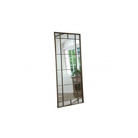 Зеркало metal framed mirror rust - Купить за 21 530 руб. на InMyRoom.ru