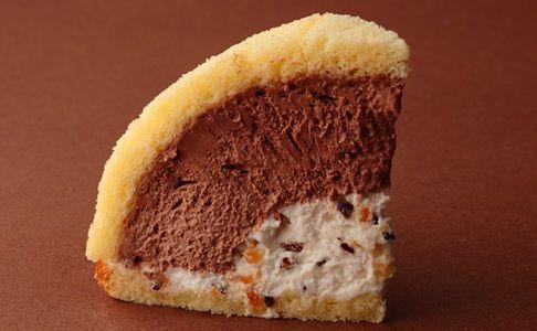 ズコット   PASTICCERIA ISOO - 六本木の小さなケーキ屋 パスティッチェリア イソオ