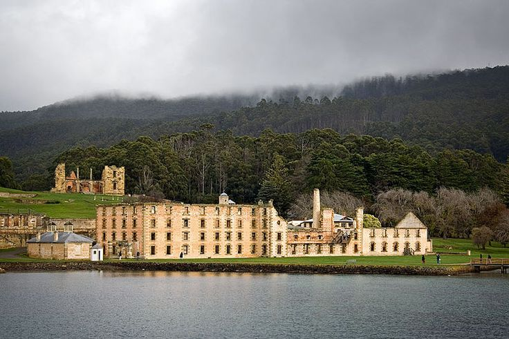 Port Arthur, Tasmania - one of 11 penal sites constituting the Australian Convict Sites