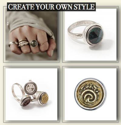 Combine your NOOSA Petite silver ring with different unique chunks. Change your ring whenever you want! | http://bijtij-shop.nl/noosa-petite-ring-zilver