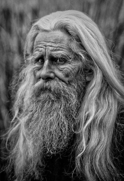 картинка старик с бородой обеспечить поддержку