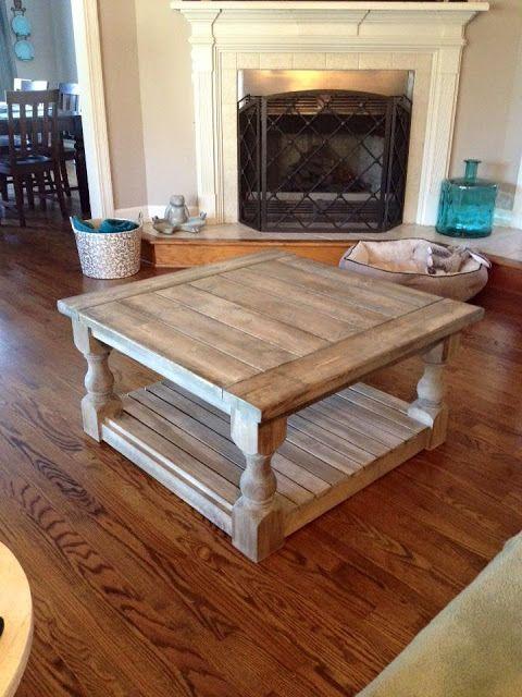 Cool Wood Coffee Table Ideas