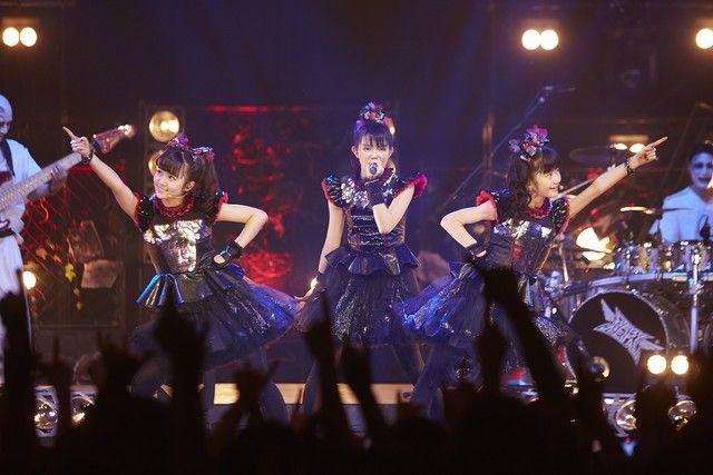 NHKでBABYMETAL特番、初スタジオライブ&ウェンブリー公演を放送 - 音楽ナタリー