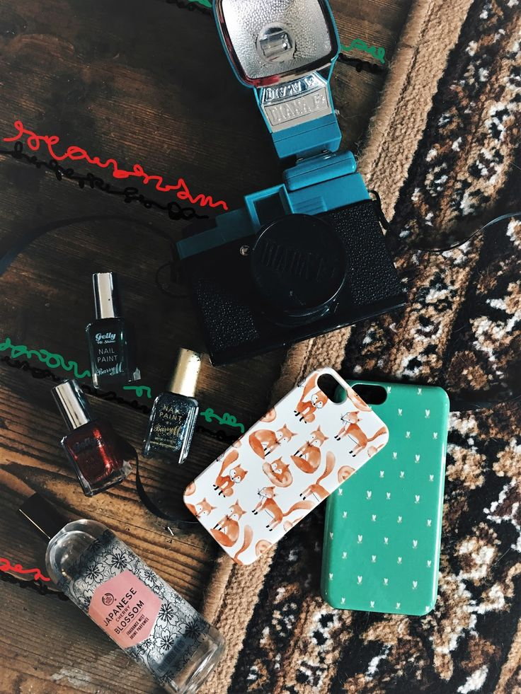 LAST MINUTE CHRISTMAS GIFT GUIDE (COMPETITION)
