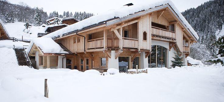 Megève, une certaine idée du savoir-vivre en Haute-Savoie  www.ikh.villas  #ikh#megeve