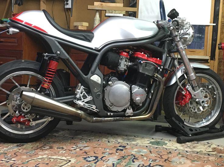 1997 Suzuki Bandit GSF1200   motorace   Motos